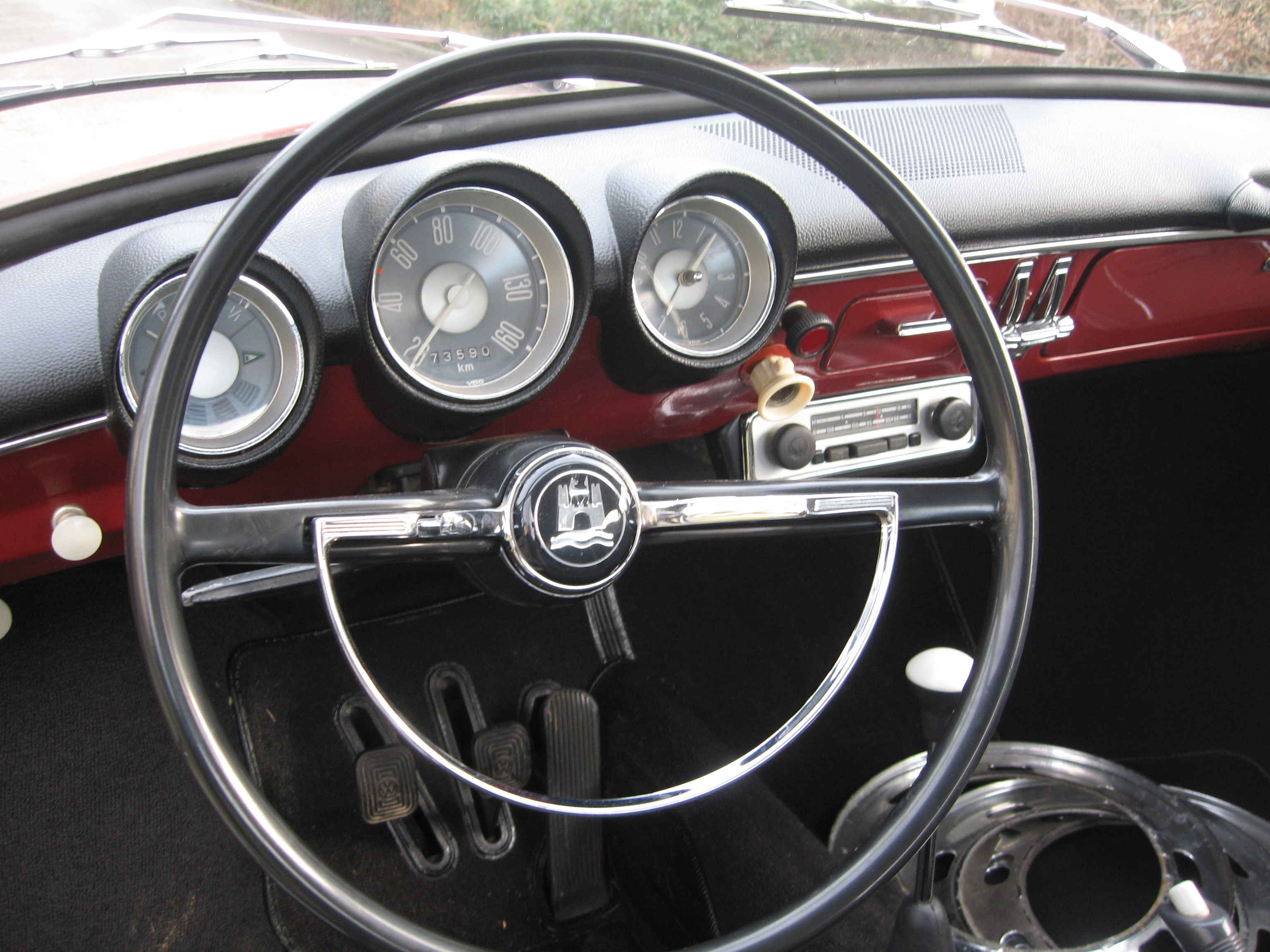 volkswagen type iii 1600 tl 1966 sold. Black Bedroom Furniture Sets. Home Design Ideas